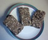 Rise and Shine Whey Protein Bar