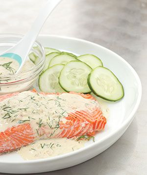 Dill Dijon Salad Dressing