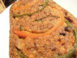 Vegan Carrot and Hazlenut Roast
