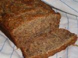 Easy Oatmeal Banana Bread