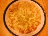 Creamy Turkey and Noodle Pasta Bake