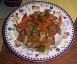 MY MY Pepper Steak