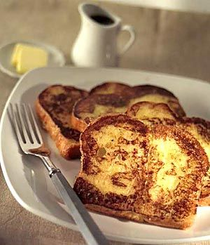 Mrs. PH's French Toast for One
