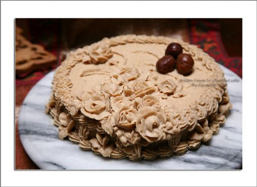 chestnut cake Recipe