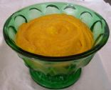 Creamy Curried Carrot Dip