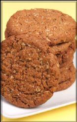 Low Fat Peanut Butter Cookies
