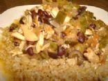 Crockpot Salsa Chicken (low sodium)