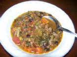 Susan's Hamburger Soup