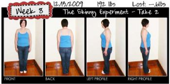 The Skinny Jeans Experiment-Week 8 & B12 Injections For ...
