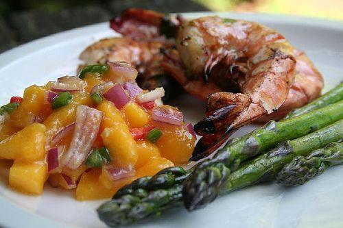 LadyD's Mango Salsa