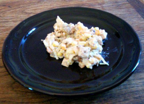 Chiptole Chicken Salad