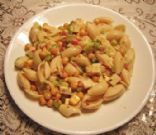 Bean & Cheese Pasta Salad