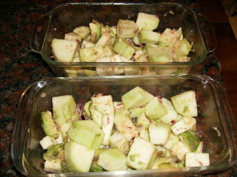 Eggplant Salad Recipes | SparkRecipes