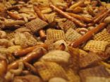 Yummy Low Fat Party Chex Mix