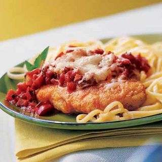 Guiltless Chicken Parm