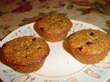Barlean's Orange-Flax Bran Muffins