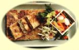 Deep Fried Beef and Vegetables Wrap (Martabak Telor)
