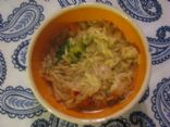 Curried Chicken with Orzo