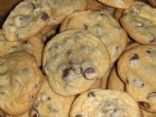 Reduced Fat Chocolate Chip Cookies