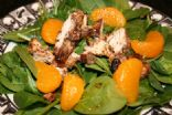 Andi's Jamaican Jerk Chicken Salad with Mandarin Oranges