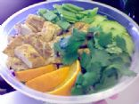 Thai Chicken Chopped Salad