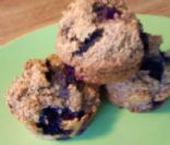 Blueberry Yogurt Muffin