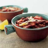 Light Turkey Chili With Kidney Beans