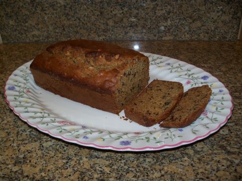 Banana Nut Bread with Splenda