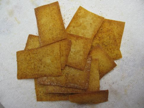 Old Bay Crisps