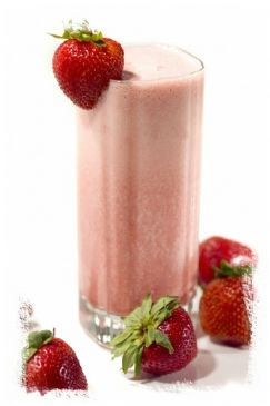 Kelly's Protein Infused Power Smoothie