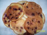 Blueberry - Cinnamon Pancakes