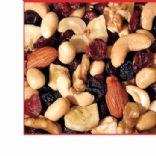Healthy chocolate nut mix