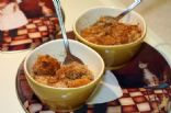 Apricot Brown Betty