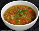 Lentil and Sausage Soup (CB's Faves)