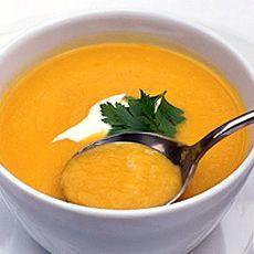 Carrot & Artichoke Soup