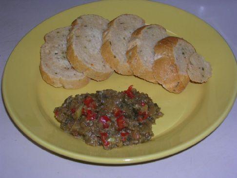 Annie Jimenez's Spicy Tapenade