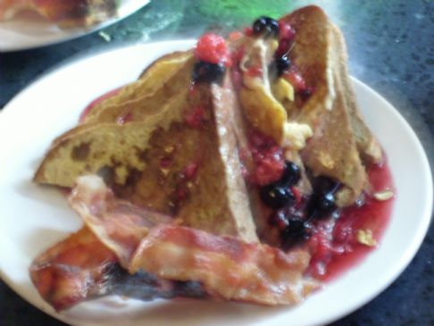 French Toast (slimmed down)
