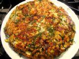 Garden Vegetable Frittata