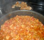 Lil Bit of Everything Jambalaya