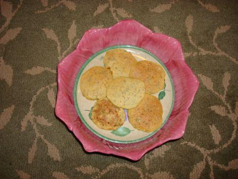 PrairieHarpy's Shrimp Cakes