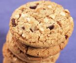 Gluten free Oatmeal raison chocolate walnut cookies