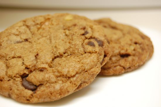 ... breakdown of Best Ever Chocolate Chip Cookies calories by ingredient