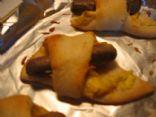 Breakfast Croissant Rollups