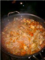 Stephanie Louise's Thai Spicy Mint Noodles