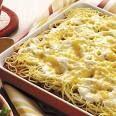 Low Calorie Spaghetti Casserole