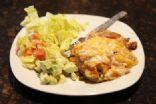 Chicken Pepper Casserole