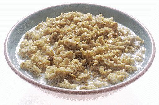 Low Calorie Apple Cinnamon Oatmeal