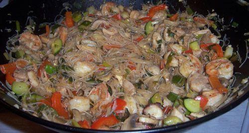 Tuesday Night Thai Stir Fry Surprise