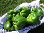 Crock Pot Turkey-Stuffed Peppers