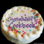 CrystalWolf's Cookbook